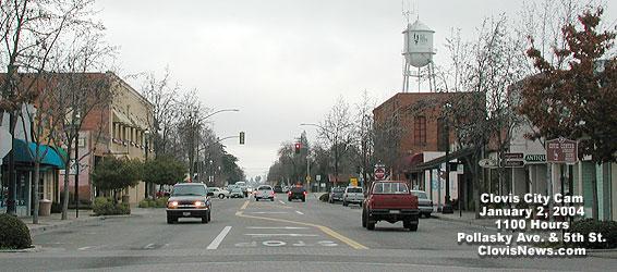 Clovis City Cam - Clovis Free Press